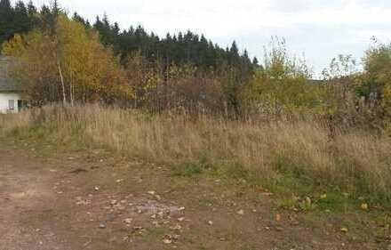 6 Baugrundstücke - 1A Lage in Oberhof
