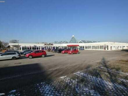 Diverse Laden und Gewerbeflächen von ca. 36m² - ca. 700m² Nfl. im Einkaufscenter Geiseltal
