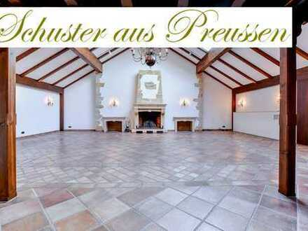 Schuster aus Preussen - 310 m² große Luxuswohnung mit drei Bädern, 110 m² großem Wohnzimmer und E...