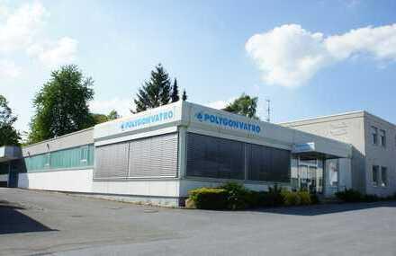 Attraktive Produktions- und Büroflächen in Bielefeld Jöllenbeck (Gewerbegebiet) zu vermieten