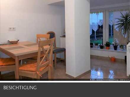 Attraktive Erdgeschosswohnung mit Einbauküche in Pegau!