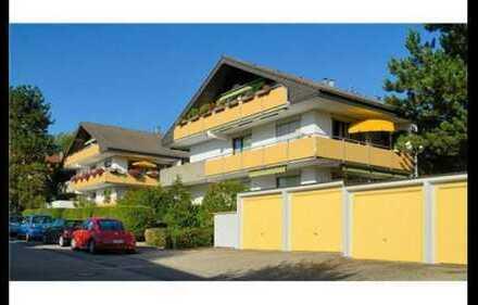 Gemütliche und ruhige 3-Zimmer-Dachgeschosswohnung mit zwei Balkonen in Lörrach-Stetten