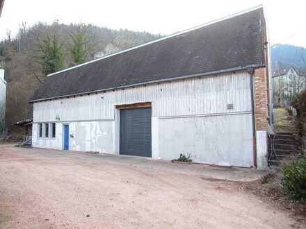 Gewerbehalle zu vermieten in Schramberg-Tal