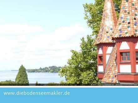 Exklusives Wohnen am Diebsturm auf der Lindauer Insel