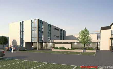 Neubau Lager-/Produktionshalle mit Büroflächen - individuell gestaltbar