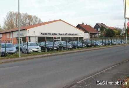 Autohaus mit Werkstatt und Ausstellungsfläche! 5684m² Grundstück!