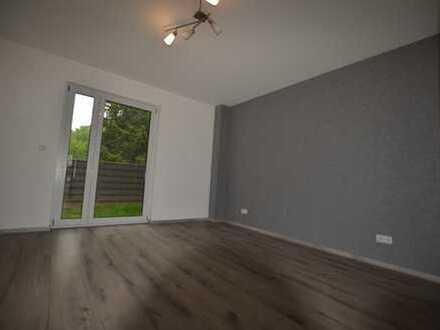 Moderne Eigentumswohnung mit Einbauküche + 2 TG-Stellplätzen +großem Garten in Dreieich zu verkaufen