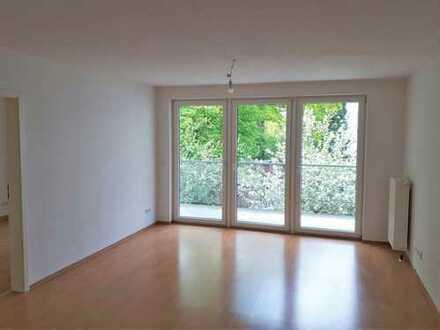 Helle 3-Zimmer-Wohnung mit Blick ins Grüne!