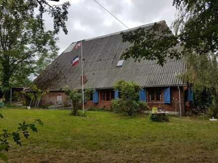 Ehemaliger Resthof mit viel Platz auf großem Grundstück