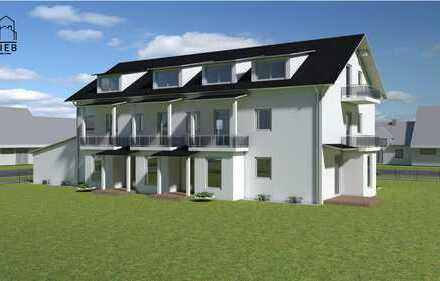 Terrassenwohnung mit 160m² Gartenanteil und Süd-West Ausrichtung