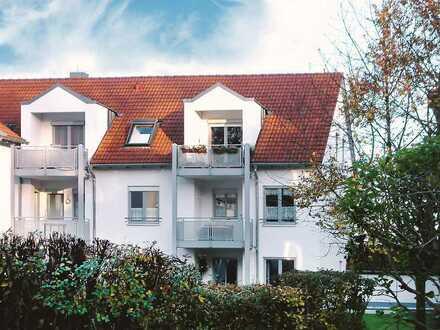 Ruhige 4-Zimmer Wohnung im Dachgeschoss