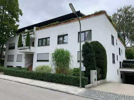 Alt-Solln - Großzügige Wohnung + Gästeappartement