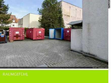 Diese Fläche muss nicht geschont werden - Nur kurzfristige Anmietung möglich (KA-Oststadt)