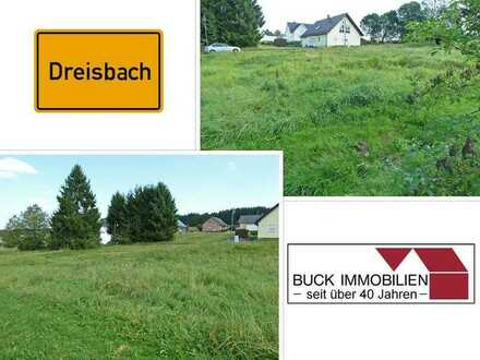 Der Platz für Ihr Traumhaus ! Schönes Baugrundstück im Neubaugebiet von 56472 Dreisbach