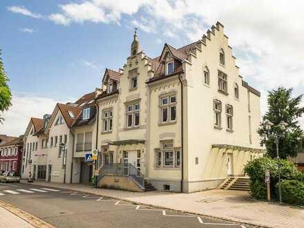 Zuhause ankommen - denkmalgeschützte, vermietete Kapitalanlage mit Zukunftspotential in Gailingen!