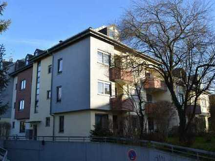 Gut geschnittene, ruhige 3-Zimmer-Wohnung in zentrumsnaher Wohnlage - vermietet