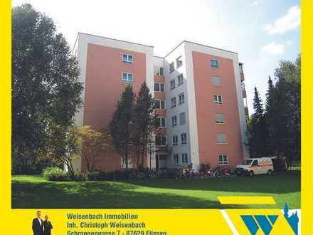 Gepflegte 3-Zimmer-Wohnung mit Südbalkon und schönem Blick