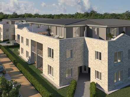 Flintbeker Carré - Neubau von 38 Wohnungen