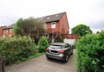 Familientraum mit Terrasse, Balkon und Garten! REH in guter Bremer Lage in Horn-Lehe