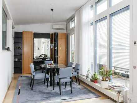 3,5-Zimmer-Penthouse-Eigentumswohnung Darmstadt
