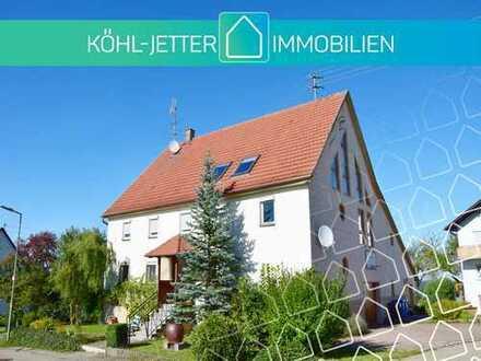 Traumhaftes Einfamilienhaus mit viel Potential in Winterlingen-Benzingen!