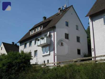 Lüdenscheid-Wettringhof: Renoviertes Single-Appartment im Erdgeschoss
