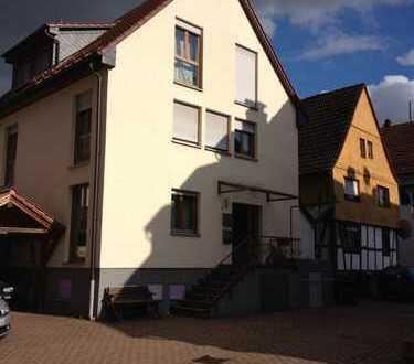 Helle, ruhige 5 Zimmer Wohnung auf 2 Etagen mit Büro in Bad Soden-Salmünster