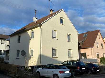 Zweifamilienhaus in Walheim