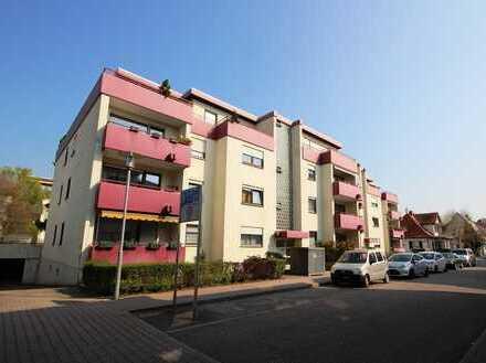 großzügige Wohnung im Zentrum von Walldorf