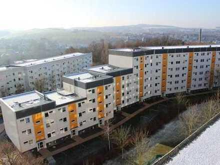Ideal für kleine Familien - Sanierte 3-Raum-Wohnung mit Balkon