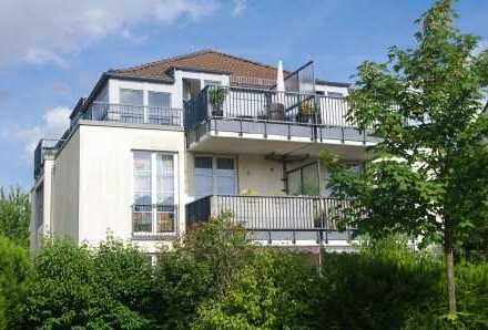 "Zauberhafte Single-Dachgeschosswohnung im ""Sonnengarten"""