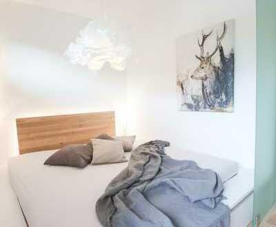 Hochwertig möblierte Wohnung in attraktiver Lage!