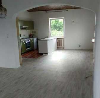 Gepflegte EG-Wohnung mit Garten, 82 qm, in Mantel