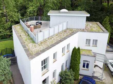 * hochwertig sanierte Villa in ruhiger Bestlage von Kleinzschachwitz *