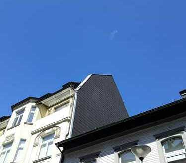 wunderschöne ruhige, renovierte Altbauwohnung mit 2 Balkonen in Haspe