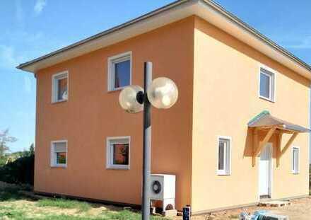 Neubau-Haus mit 5 Zimmern und wunderbarem Ausblick in Hermsdorf