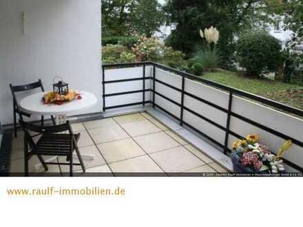Geräumiges Apartment mit großem Balkon und PKW-Stellplatz