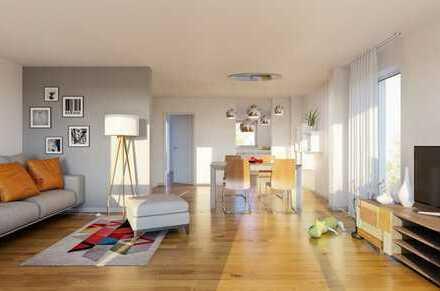 Sehr schöne und großzügig geschnittene 4-Zimmer Wohnung