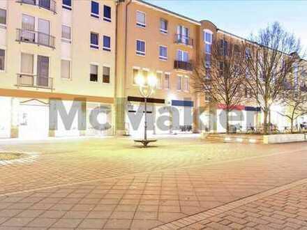 Vor den Toren Berlins! Vermietete 1-Zimmer-Whg in guter Lage von Hennigsdorf inkl. TG-Stellplatz