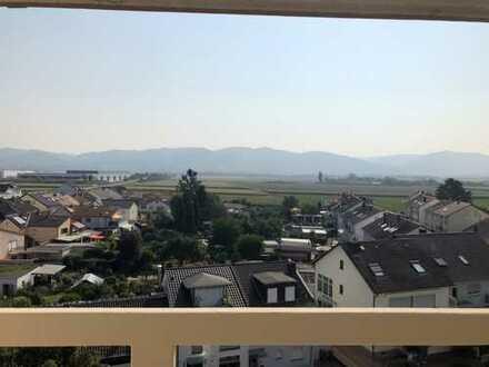 Sanierte 3-Zimmer-Wohnung mit Balkon und EBK in Heddesheim