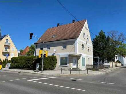 Wohn- und Geschäftshaus im Zentrum von Bobingen