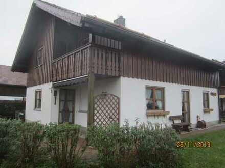 Möbliertes Haus im Allgäu