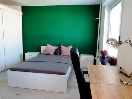 Vollmöblierte, WG-geeignete Wohnung in HD-Weststadt ab 01.09.