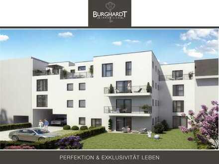 Offenbach - Stadtmitte: Attraktive 2-Zimmerwohnung im 2.OG mit Balkon- zentral aber ruhig!