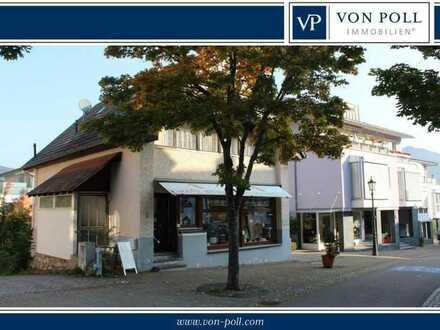 Badenweiler +++ 115 m² im Zentrum +++ Vielfältige Nutzungsmöglichkeiten