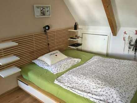 Möbliertes Appartement in ruhiger Lage an Einzelperson zu vermieten