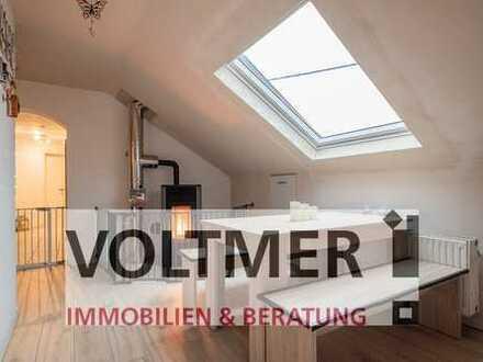 IMPULS - offen gestaltete Dachgeschosswohnung in Heiligenwald zu vermieten