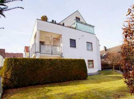 Gepflegte 3,5 Zimmer-Wohnung mit Gartenanteil und TG Stellplatz in Esslingen-Sulzgries