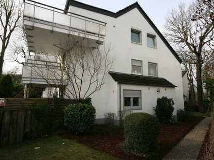 Vollständig renovierte 2,5-Zimmer-Wohnung mit Terrasse und Einbauküche in Dortmund-Bittermark