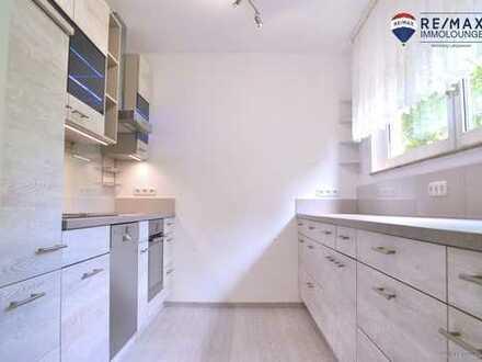 Vollständig modernisierte 3-Zimmerwohnung mit Einbauküche direkt im Grünen von Nürnberg-Langwasser!